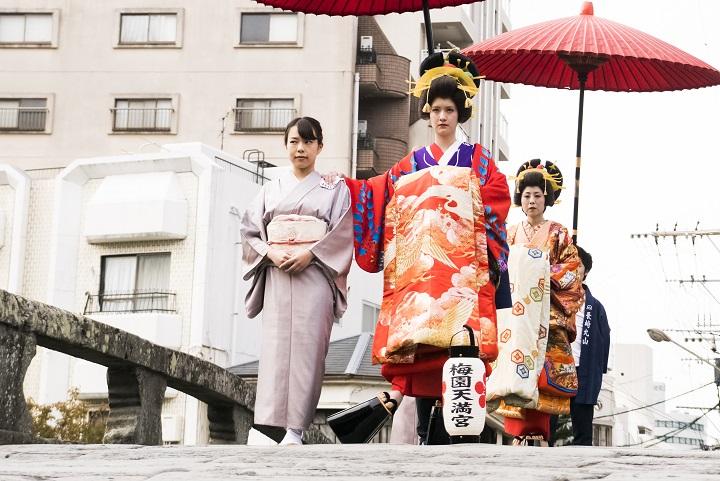 【丸山華まつり2021の開催は?!】花魁道中は?