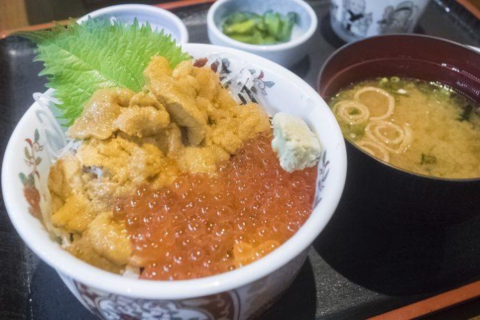海鮮市場 長崎港 出島ワーフ店(長崎市)の北海丼