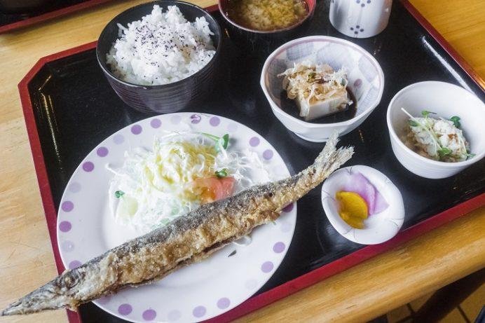 いけす料理・寿し 大潮(諫早市)の日替わり定食