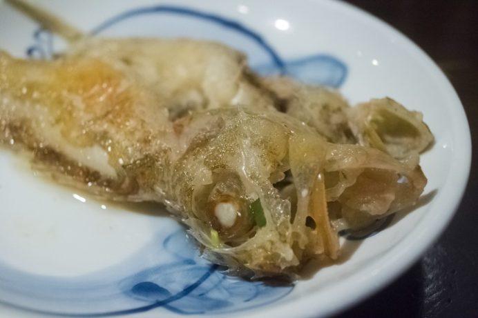 海鮮市場 長崎港 出島ワーフ店(長崎市)のあらかぶ(かさご汁)