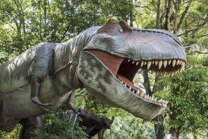 ハウステンボス(長崎県佐世保市)、ティラノサウルス