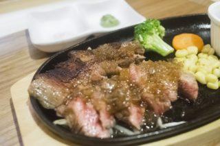 ステーキ名店「meat sukky(ミートスッキー)」【メニュー全14品完食!〇〇を食べないと一生後悔?】