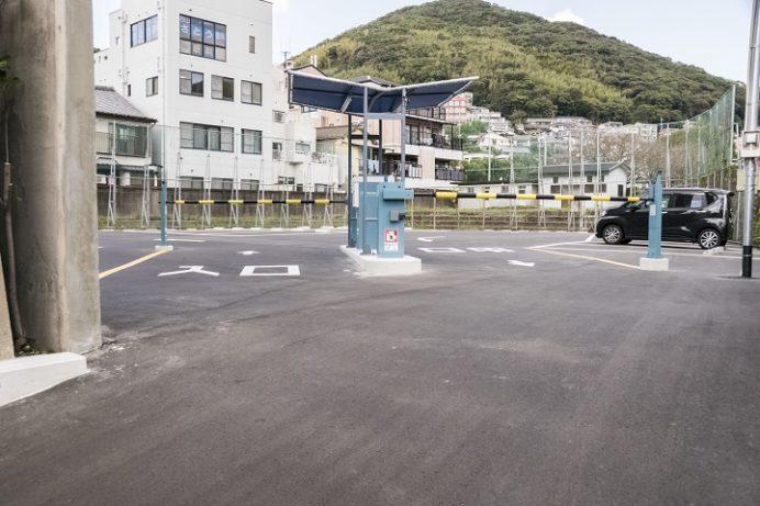 あなぶきパーク(新大工の駐車場)