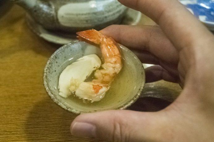 一二三亭 (ひふみてい)、長崎市の土瓶蒸し
