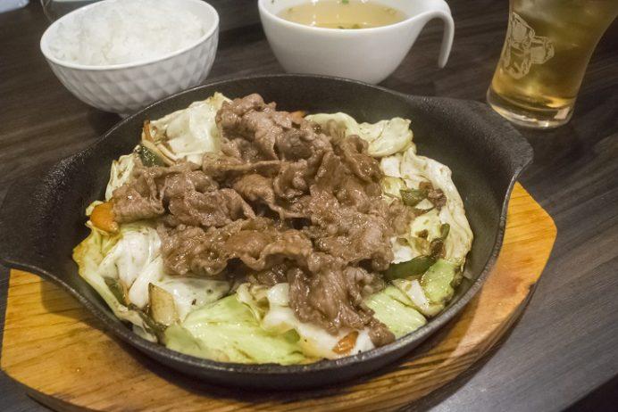 焼肉りん(YAKINIKU-Rin)、長崎市城山町の焼肉ランチ