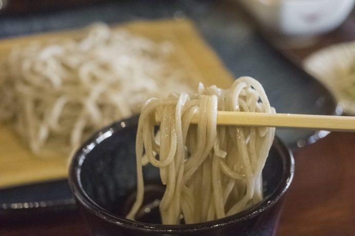 蕎麦屋ぎん水 千歳町店(長崎市住吉)の天ぷら盛り合わせ