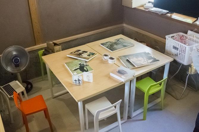 カフェ・ショップ・シェアスペース「HOGET ホゲット」(西海市西海町川内)