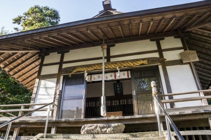 水神神社(長崎市本河内)