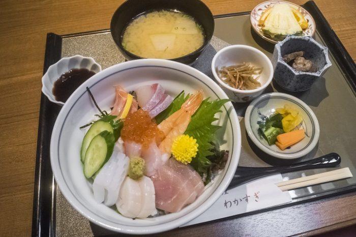 海鮮料理わかすぎ【おすすめメニューBEST8〈全実食〉】