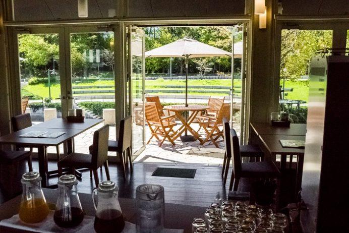 水辺の森のワイナリーレストラン OPENERS(オープナーズ)、(長崎県長崎市常盤町長崎水辺の森公園)