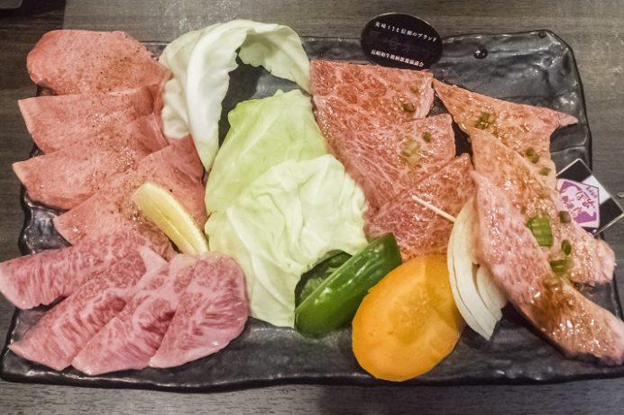 焼肉りん(YAKINIKU-Rin)、長崎市城山町、焼肉ランチCセット