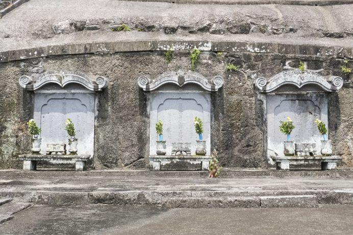 福済寺(長崎市筑後町)、福済寺の唐僧墓地 市指定史跡