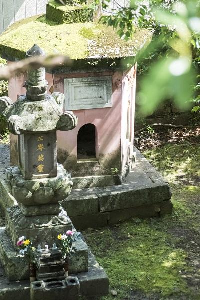 万寿山 聖福寺(長崎市玉園町)、惜字亭 (市指定有形文化財)