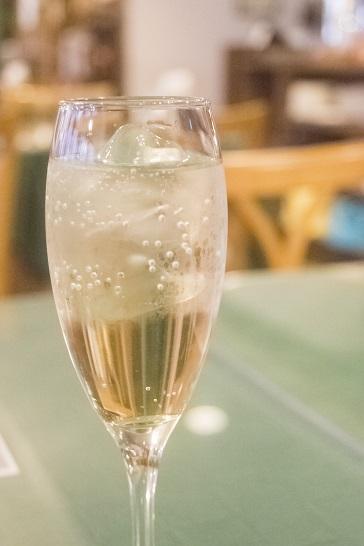 海カフェ&レストラン コスタ九十九島(佐世保市鹿子前町 九十九島パールシーリゾート内)のリンゴ酢
