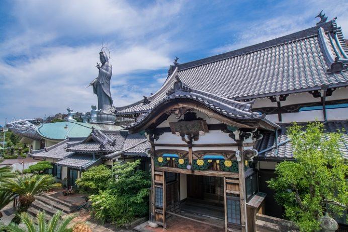 福済寺(長崎市筑後町)