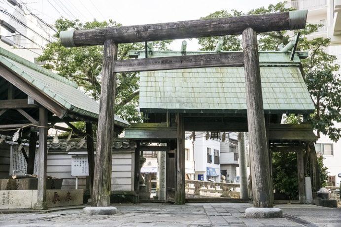 伊勢宮(長崎市伊勢町)