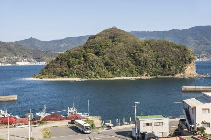 カトリック神ノ島教会(長崎市)、高鉾島