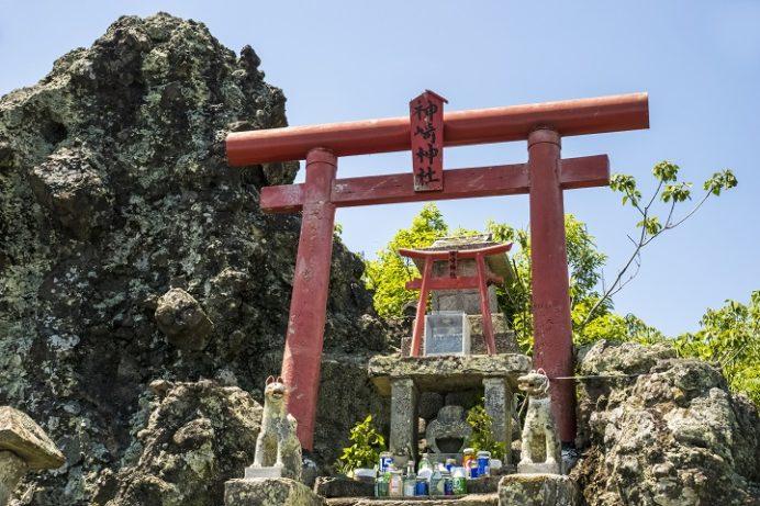 神崎稲荷神社(長崎市木鉢町)