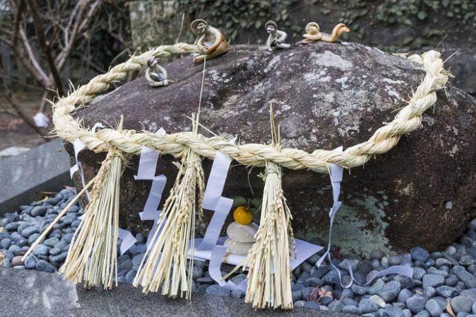 水神神社(長崎市本河内)の初詣