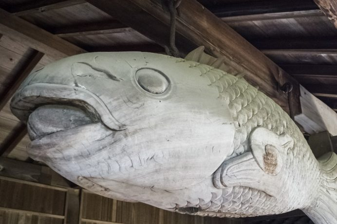 万寿山 聖福寺(長崎市玉園町)、飯梆(はんぼう)(魚板・鱖魚けつぎょ)