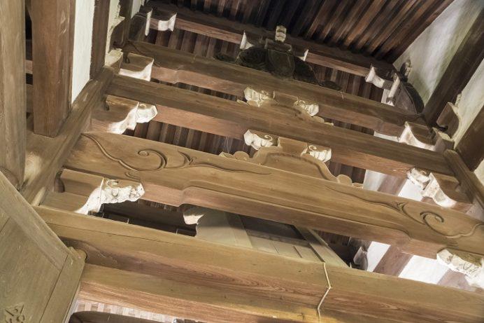 万寿山 聖福寺(長崎市玉園町)、山門