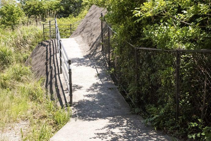 神崎稲荷神社(長崎市木鉢町)への徒歩のアクセス