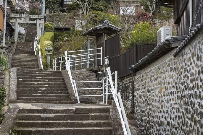 西山神社(長崎市西山本町)