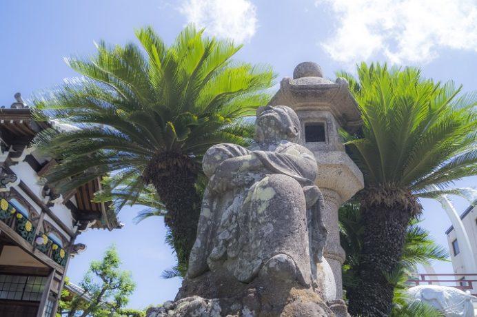 福済寺(長崎市筑後町)、羅漢像