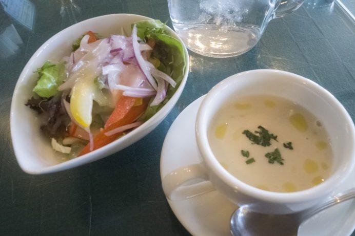 海カフェ&レストラン コスタ九十九島(佐世保市鹿子前町 九十九島パールシーリゾート内)のランチセット