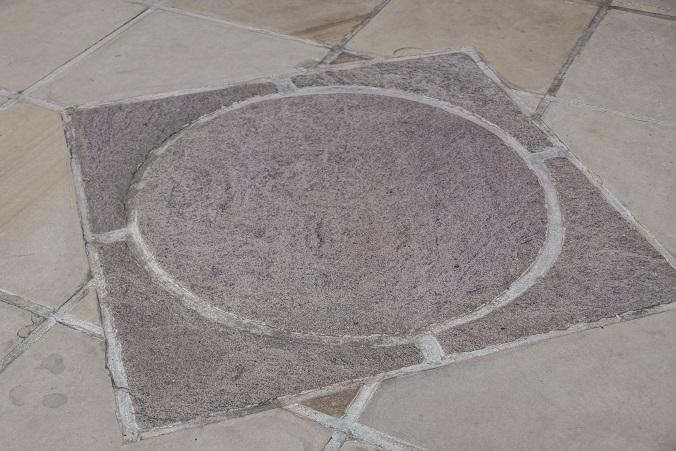 鎮西大社 諏訪神社(長崎市上西山町)、長崎くんちの両性合体石