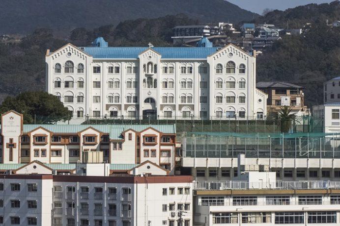 海星中学校・高等学校(長崎市東山手)