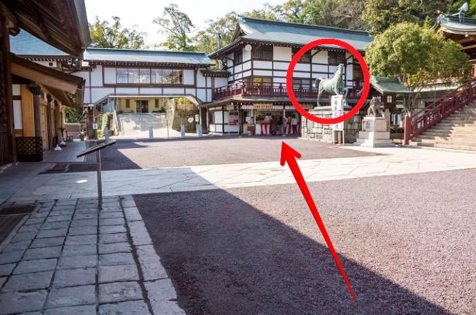 鎮西大社 諏訪神社(長崎市上西山町)