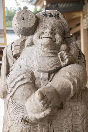 鎮西大社 諏訪神社(長崎市上西山町)の恵比寿・大黒縁結び「恋占い」