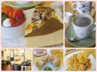 【チーズケーキは必必必必必食!】「カフェ タンタンドル」(住吉)~他のおすすめメニューは?