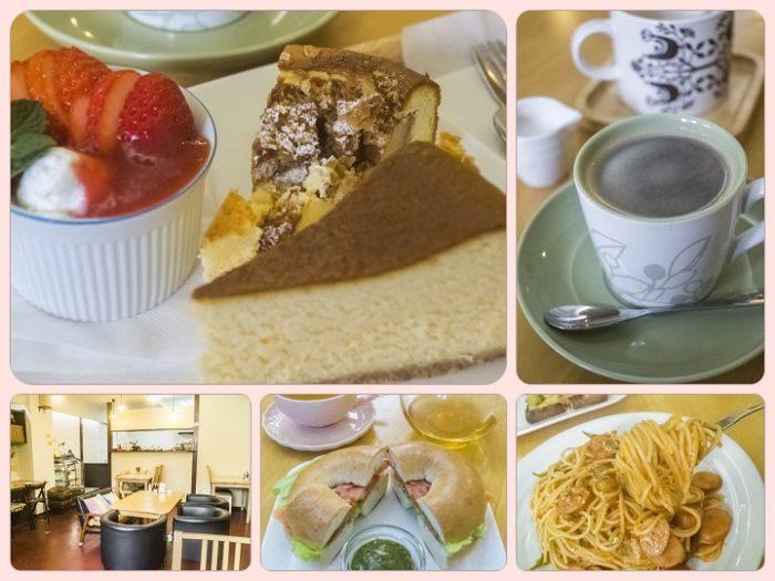 カフェ タンタンドル【チーズケーキは必必必必必食!】~他のおすすめは?