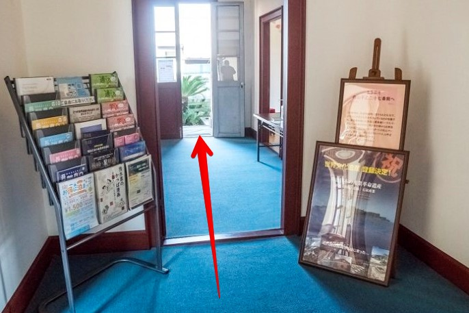 南山手レストハウス(旧清水氏住宅、南山手乙27番館)、長崎市