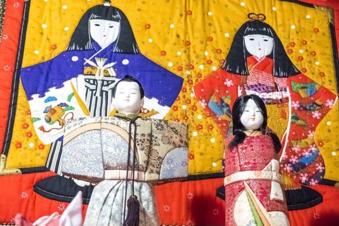長崎街道松原宿ひな祭り(大村市)