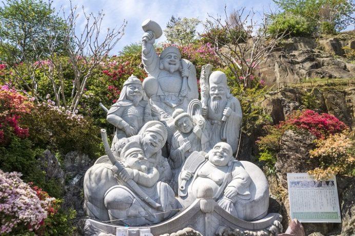 佐世保花園(佐世保市八の久保町)、牡丹の名所