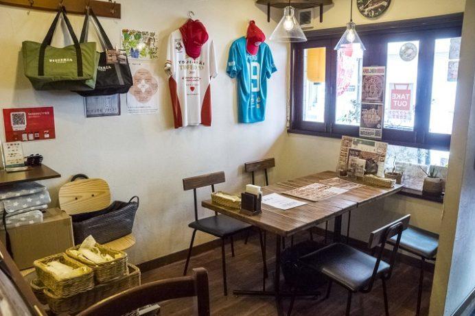 SASEBOピザ食堂(佐世保市浜田町)