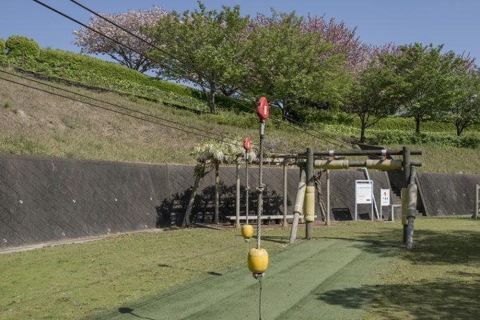 西海橋公園(長崎県西海市・佐世保市針尾)の遊具