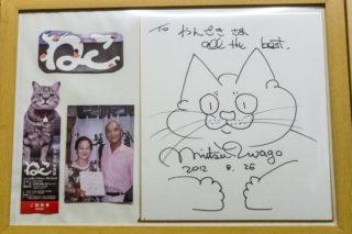 【岩合光昭さんもキタ!猫の聖地】「かんざき食堂」~500円ランチ実食!