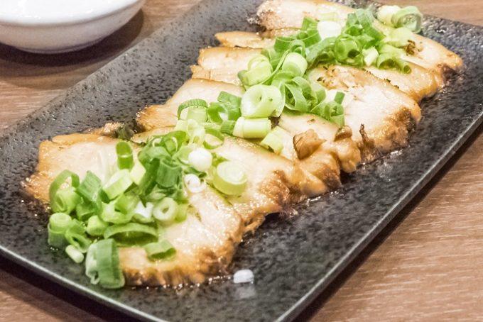 麺也オールウェイズ(長崎市)のねぎチャー