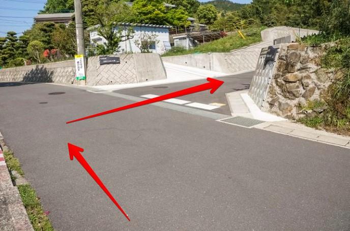 長崎街道中里ふれあい公園(長崎市中里町東長崎地区)のアクセス