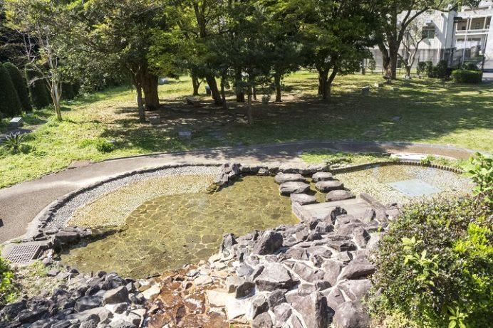 小ヶ倉水園、小ヶ倉ダム(長崎市上戸町)
