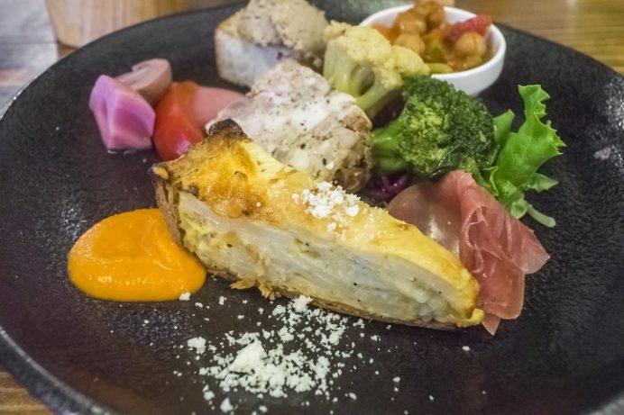 PIZZERIA&BAR HARERUYA ハレルヤ(長崎市花丘町、住吉地区)の前菜盛り合せ