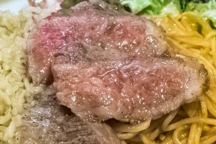 meat sukky(ミートスッキー)長崎眼鏡橋店のトルコライス