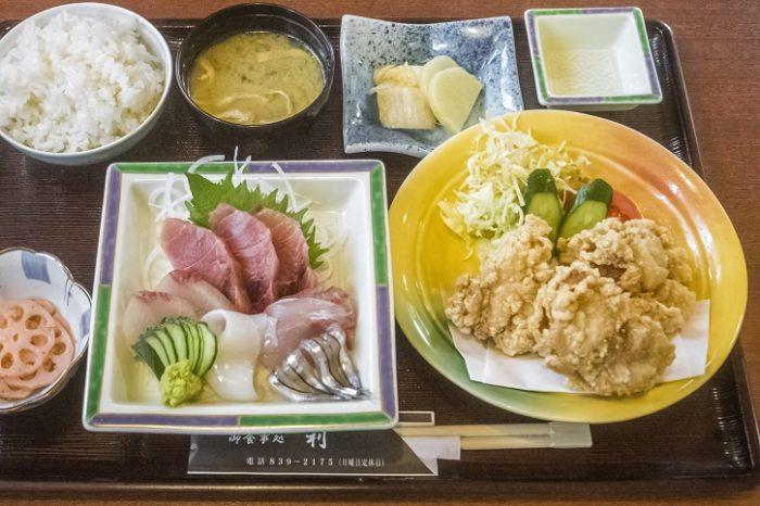 食事処 利(戸石・とし)【必ずオーダーすべきBEST5】