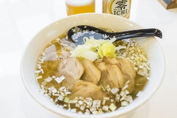 四川菜Rinrin(シセンサイリンリン)、長崎市野母町のチャーシュー麺