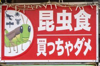 【銀河系初!昆虫食の自動販売機?!】長崎龍馬観光駐車場