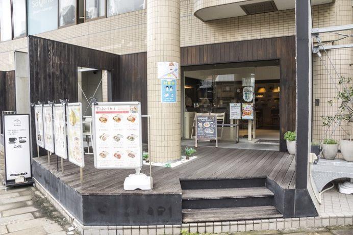 カフェブリッジ(Bridge)、長崎市魚の町